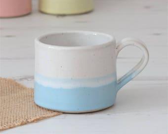 Handmade mug, coffee mug, mug, mugs, ceramic mug, pottery mug, blue mug, tea mug, pottery, handmade gift, housewarming gift, ceramic, mug