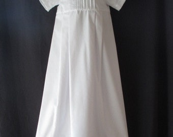 Baby  Boy/ Reborn Christening Gown baptism Outfit NB(0-3M)  3-6M  6-12 M