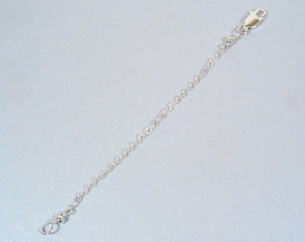 5 Inch Necklace Extender-Sterling Silver