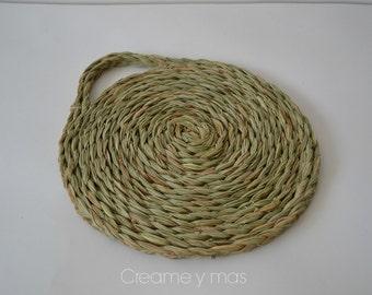 Mats nature esparto grass