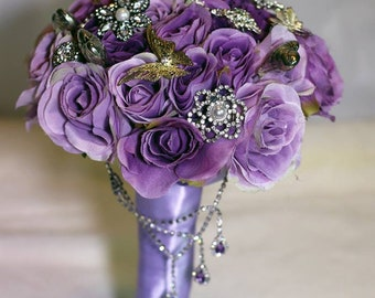 Love at First Sight Maid of Honour Bouquet