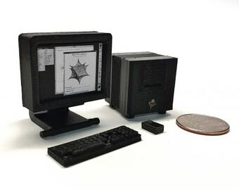 Mini NeXTcube - 3D Printed!
