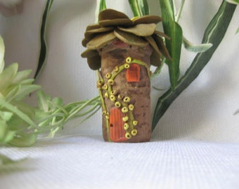 Tiny Fairy House