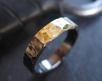 Mens Wedding Bands Mens Ring Mens Wedding Band Mens Wedding Ring 18K Gold Silver Rustic Wedding Band Unique Mens Wedding Band Viking Ring