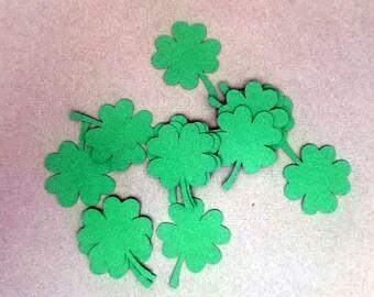 100 Four Leaf Clovers