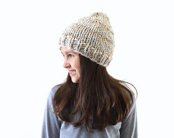 Kids Chunky Knit Hat Beanie Toque, Children Beanie, Girls Boys Hat | The Oxford