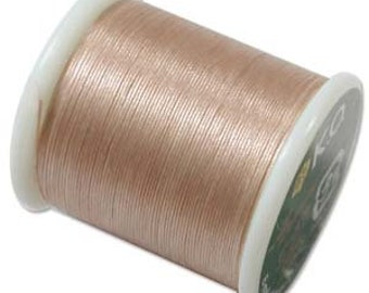 KO Thread Natural #KO014 55 yards per spool