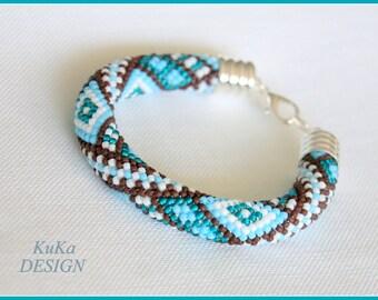 bracelet  Turquoise Summer