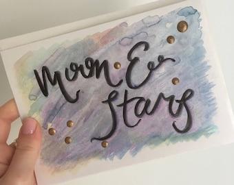 My Moon and Stars Card Daenerys