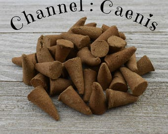 Channel: Caenis Incense Cones - Hand Dipped Incense Cones
