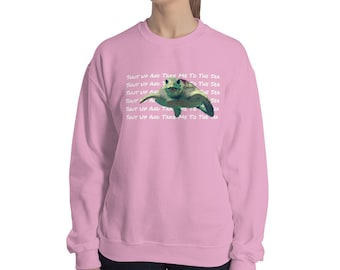 Turtle Sweatshirt (3 Colors)