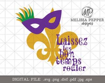 Mardi Gras SVG Design,Fleur de lis svg,New Orleans,Fat Tuesday,Mardi Gras Shirt,svg ,mardi gras mask,parade shirt,mardi gras decor