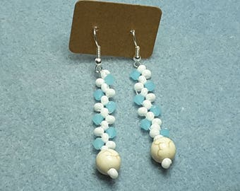 Earring beads, simple and dangle