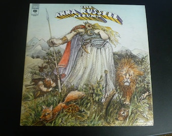 The Anna Russell Album? Vinyl Record LP MG 31199 Double Album Columbia Records 1972