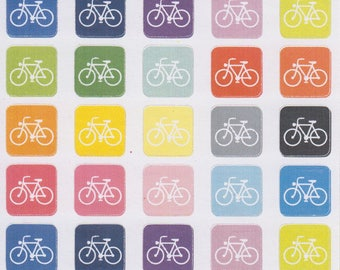 Bike Ride | 4009 | Planner Stickers | Kikki-K | Happy Planner | Erin Condren