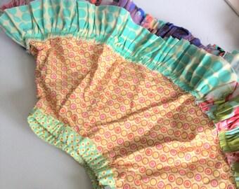 Boho Circular Twirl Skirt, Skirt, Twirl Skirt, Boho Skirt, Girl's Twirl Skirt, School Skirt, Fun Boho Skirt, Cotton Print Skirt