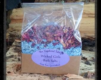 wicked girls bath salts (really big)