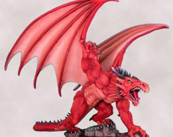 Easley Masterworks: Dragons Set #1 - 4501 - Dark Sword Miniatures