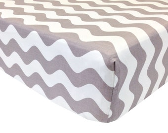 reg. price 26.00 Waves Crib Sheet