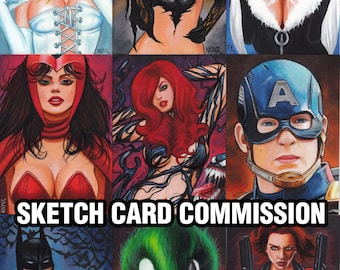 SKETCH CARD COMMISSION