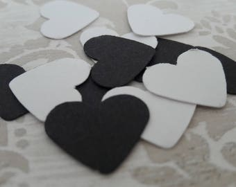 Hearts Table Confetti Bridal Shower Baby Shower Wedding Childrens Party Favors Table Decoration Confetti