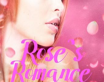 PreMade EBook Cover Rose's Romance