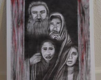 Passover - Fine Art Print