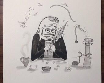 Myself As A Witch: Charm Witch