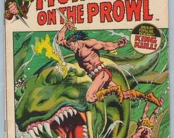 Monsters on the Prowl 16 Apr 1972 FI (6.0)