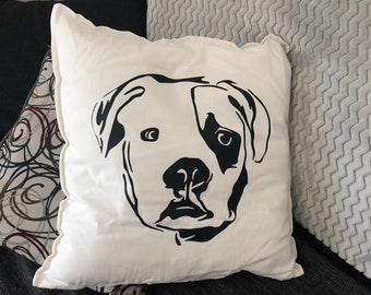 Custom Pet Pillows | Dog Pillow | Cat Pillow | Pet Pillow | Pet Lover Gift | Personalized Pet Pillow
