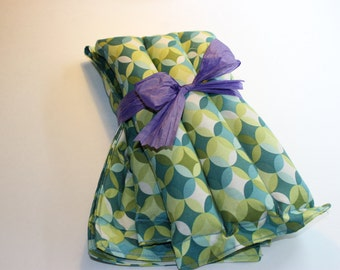Lavender Flax Seed Hot & Cold Pack with Removable Cover