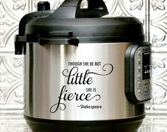 Instant Pot Decal Etsy