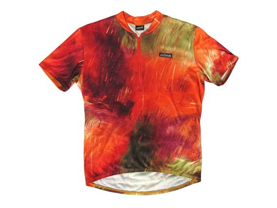 Hind All Over Print Cycling Shirt
