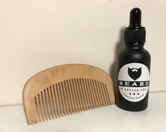 Canyon Forest Beard Oil - By: Beard A Better You