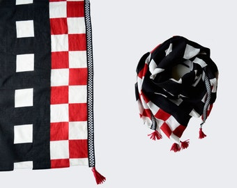 Chess Scarf
