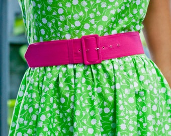 wide belt - fabric covered buckle - fabric belt - red belt - wide belt - plus size - 2 inch wide