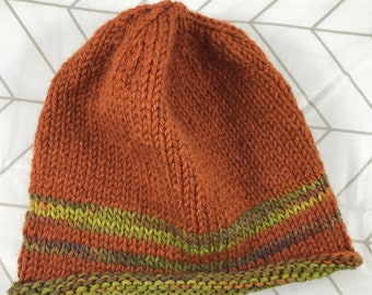 Toddler Beanie - Autumn
