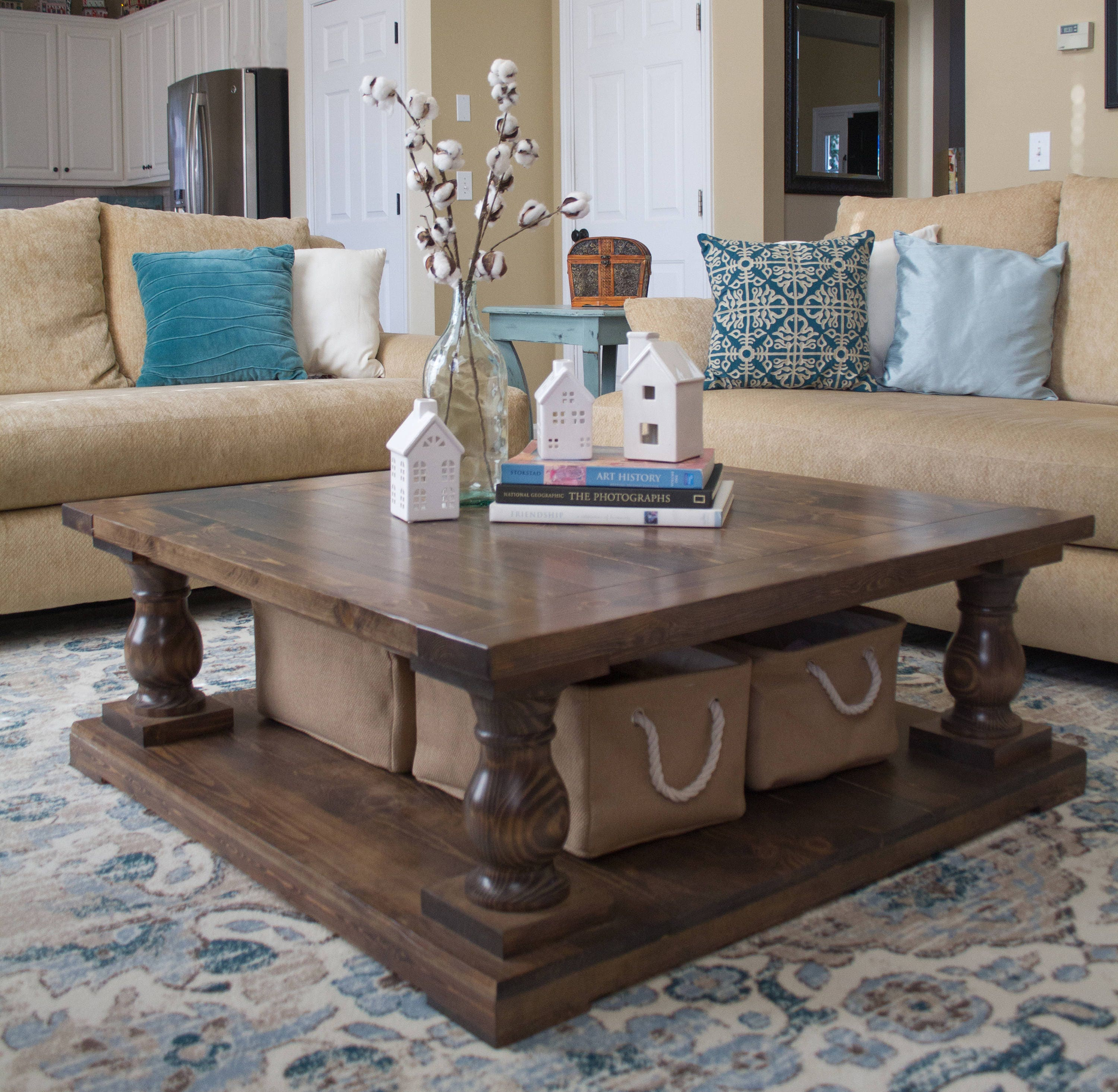 Heritage Balustrade Coffee Table