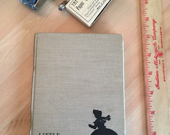 "Vintage book sketchbook ""Little Dog Toby"""