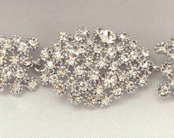 Bejewelled Swarovski Crystals Starlet Bracelet