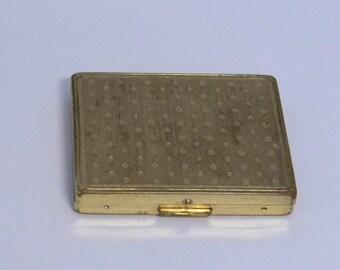 """Vintage Elizabeth Arden Powder Compact 2.5""""x 2"""""""