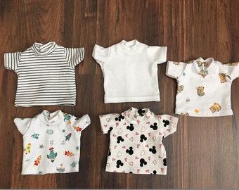 Choice of Short Sleeved T Shirt for Sasha or Gregor Doll