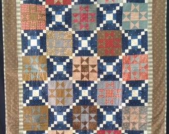 Settlement quilt