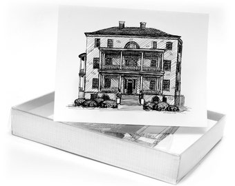 Historic Charleston Note Cards - Buildings Collection