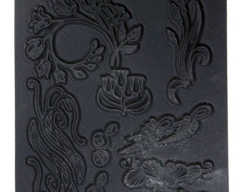 Texture Stamp - Art Nouveau by Christi Friesen (PN4753) **CLOSEOUT**