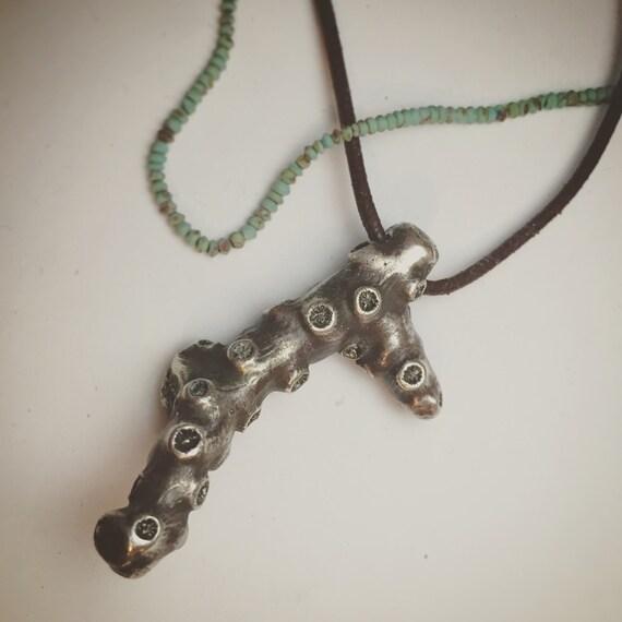 Unisex Coral Necklace