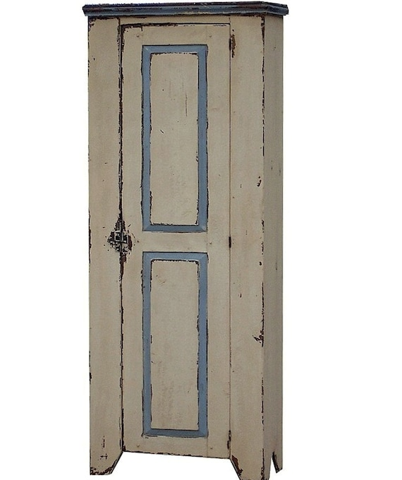 Like this item? - Painted Primitive Furniture Farmhouse Cabinet Cupboard Rustic