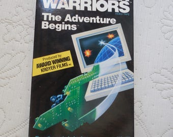 Computer Warriors  The Adventure Begins DVD Mattel Toys