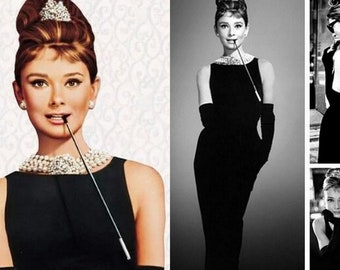 Audrey Hepburn...Little black dress