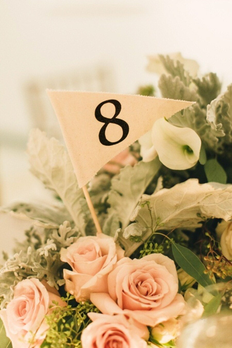 Pennant flag table number fabric flags with bamboo stick rustic pennant flag table number fabric flags with bamboo stick rustic country or simple wedding decor variety of colors junglespirit Choice Image